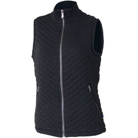 Ivanhoe of Sweden Kicki WB Vest Women black